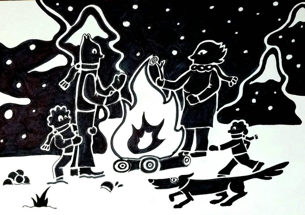 Winter fun by Putrezan