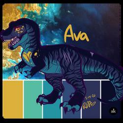 Ava Trex design