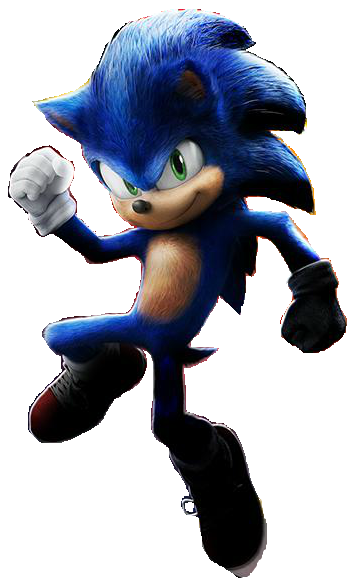 Sonic Movie 2020 Render By Sonicgirlmmd On Deviantart