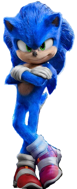 Sonic Movie 2020 Render 2 By Sonicgirlmmd On Deviantart