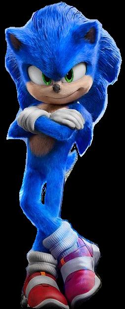 Sonic Movie 2020 Render 2 By Sonicgirlmmd On Deviantart