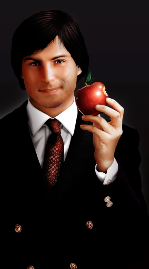 Steve Jobs by DagoDesign