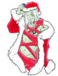 Wraith Christmas edition by QazaqOK