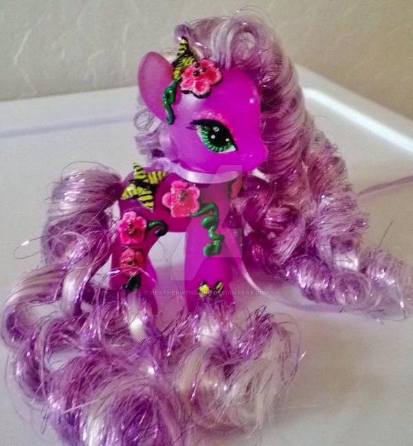 G4 My Little Pony Eden by heatherwendling
