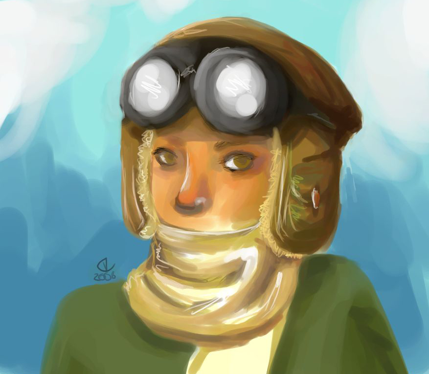 Aviator by LovinEvil