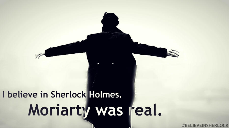 I Believe In Sherlock Holmes Wallpaper By Cjnwriter