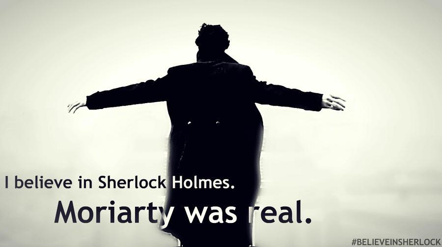 I Believe In Sherlock Holmes Wallpaper By Cjnwriter