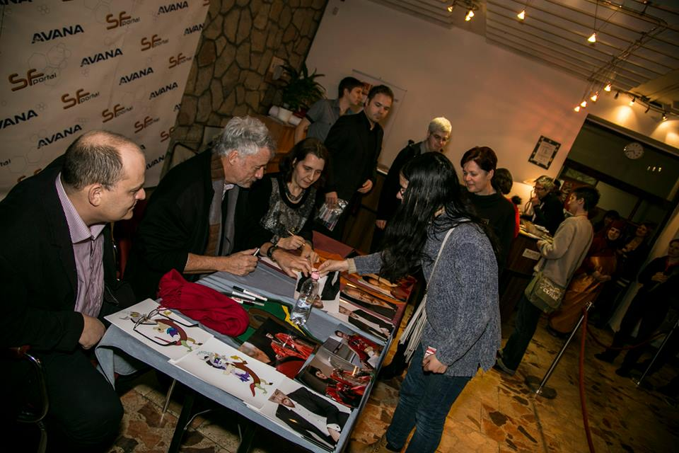 With John de Lancie by Saphiriel