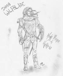 Damin Wolfblade -High Prince- by MasterOfThePopsicles