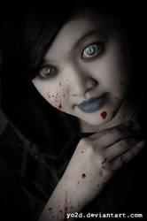Lady Darkness by darkviantart