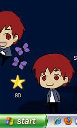 Lucky Shimeji