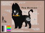 Toy Demon Species Ref OPEN SPECIES