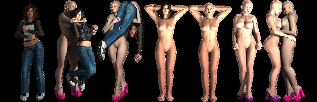 More Dolls by mcrocks