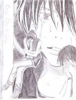 Komiyama Yoh  boys dont cry by lucifersgarnet