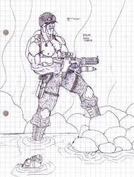 Rogue Trooper by Bender18