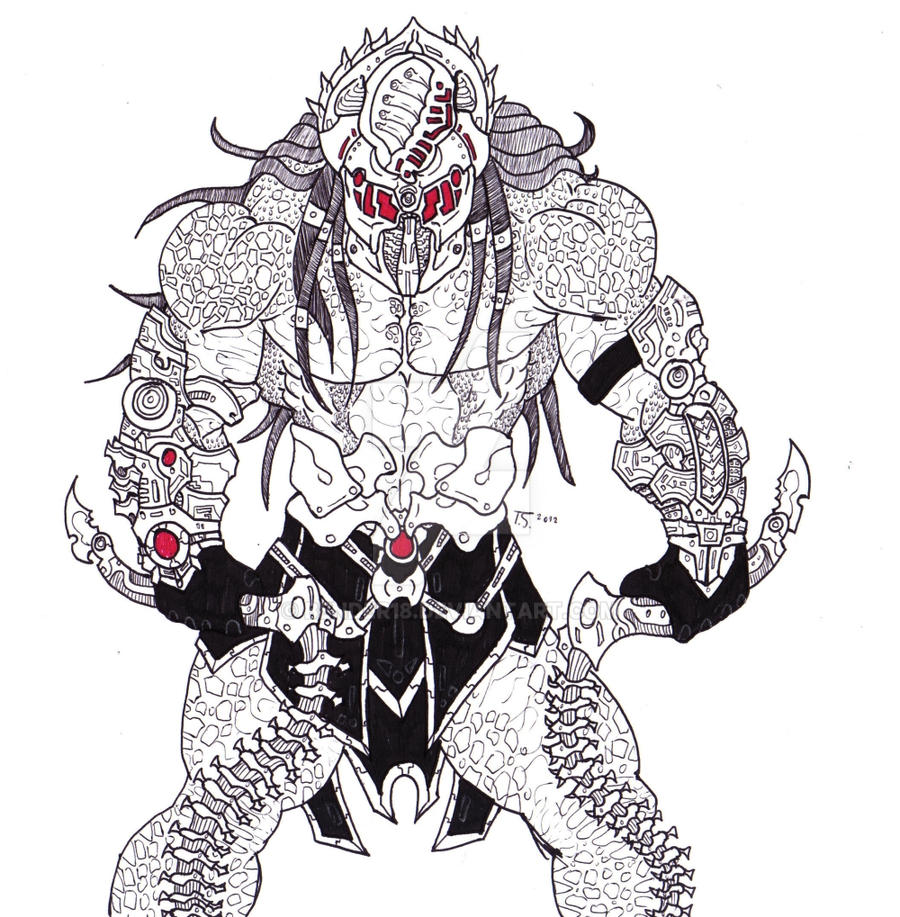 Whip BadBlood Predator by Bender18 on DeviantArt