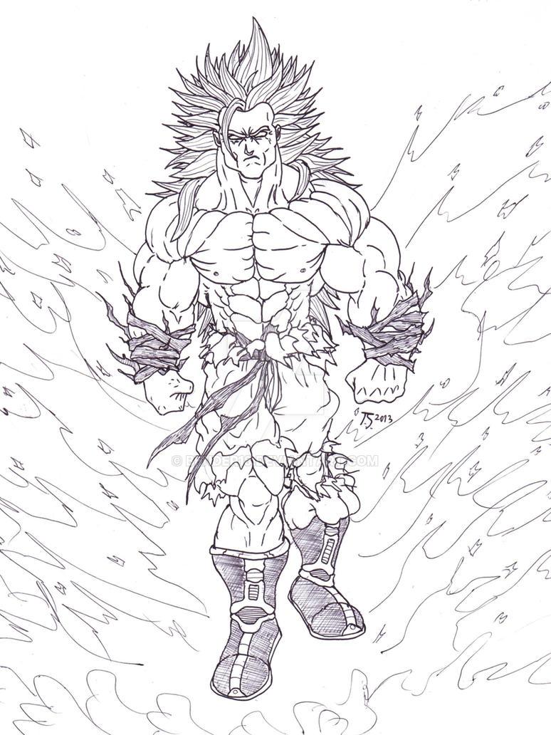 Super Saiyan God Goku By Bender18 On Deviantart