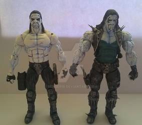 Lobo custom figures
