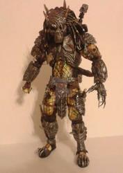 Hate Predator custom figure 2016