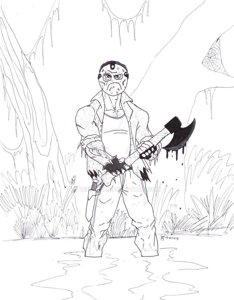 Mr Hate-y 2017 by Bender18