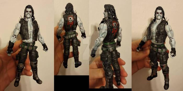 Lobo Custom figure