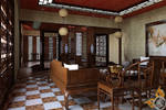 Chinese Living Room2