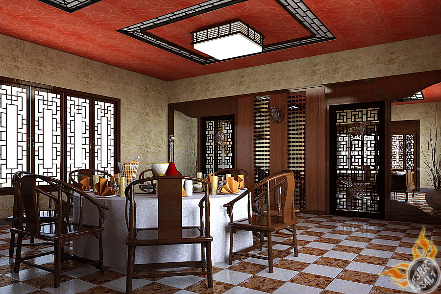 Chinese living room3 by teknikarsitek on deviantart for Aleso3d interior 026 lounge room