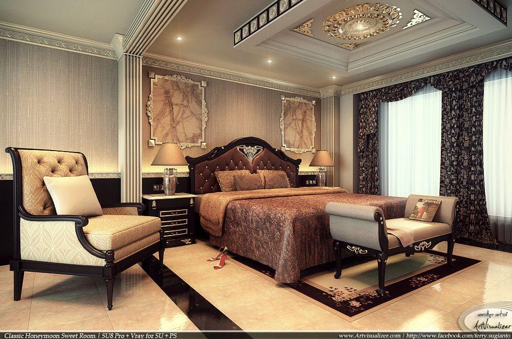 Classic Honeymoon Sweet Room UPDATE2 by teknikarsitek on DeviantArt