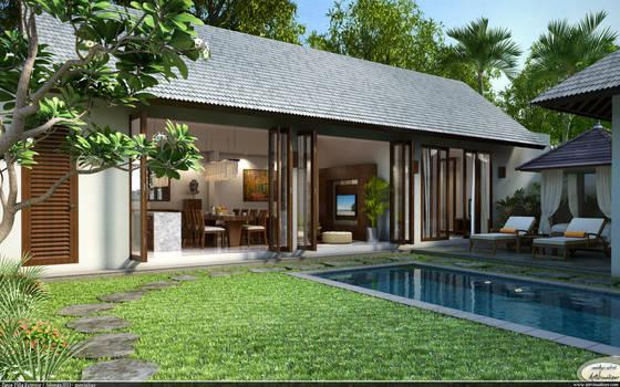 Tania Villa - Exterior