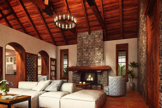 Santa Elena House, Spain