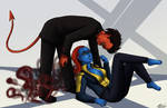 X-Men: And then they made love