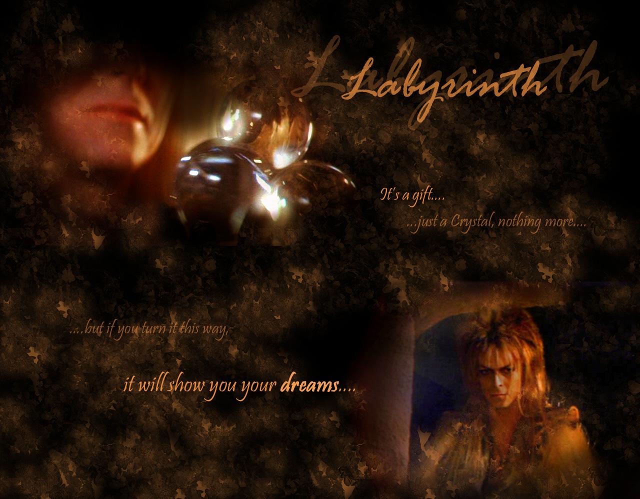 Labyrinth Wallpaper by Truro on DeviantArt Labyrinth Movie Wallpaper