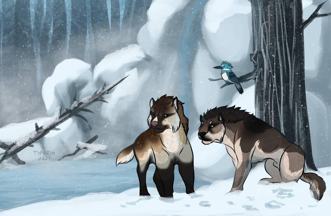 [Rites of Dominance] - First Season Snow