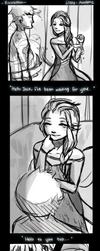 Frostbitten: Chapter three: fan-comic by Qin-Ying