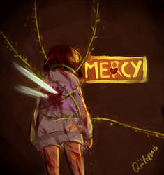 MERCY by Qin-Ying
