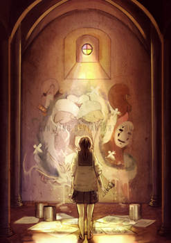Spirited Away: Don't Look Back