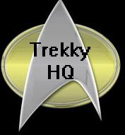 trekky hq logo by zuzuKH