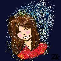 She's Stardust Now by zuzuKH