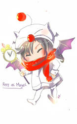 Ken (c) Reef as Moogle