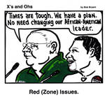 Red (Zone) Issues by cheesebugs