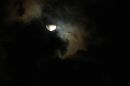 Wayang in the sky