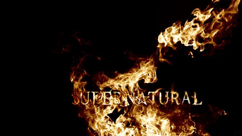 Supernatural season 2 title card by razualx on deviantart - Supernatural season 8 title card ...