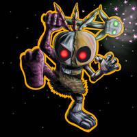 Mingy Jongo - Crafty Shaman Impersonator by OctoDojo