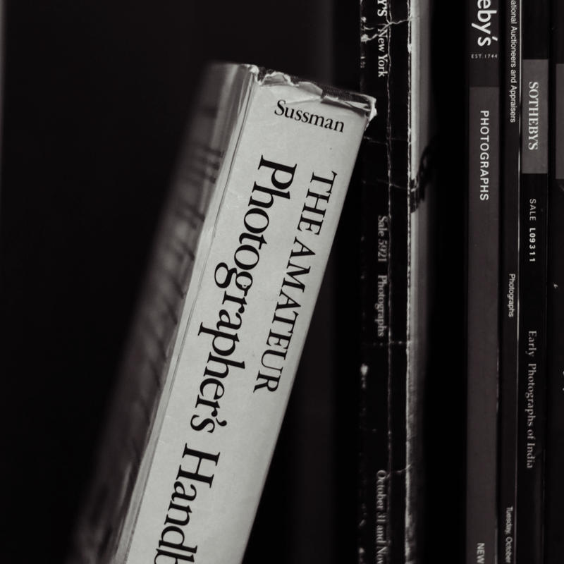 The Photographer's Bookcase