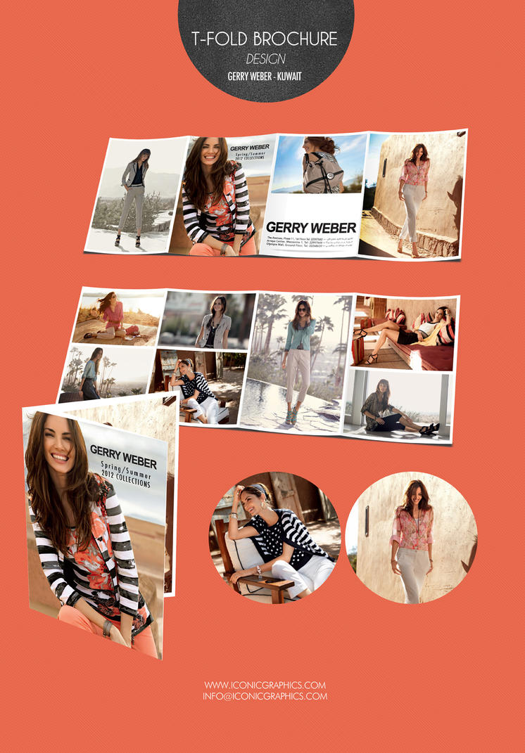 Gerry Weber Brochure by themerboy
