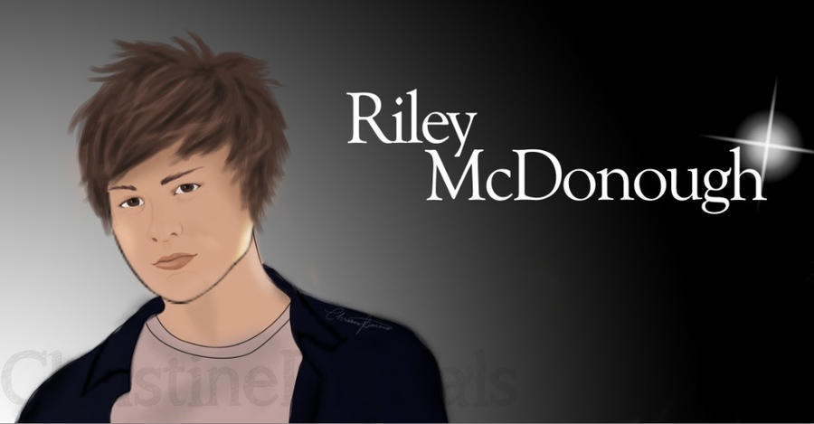 Riley McDonough by Christalle09 on DeviantArt