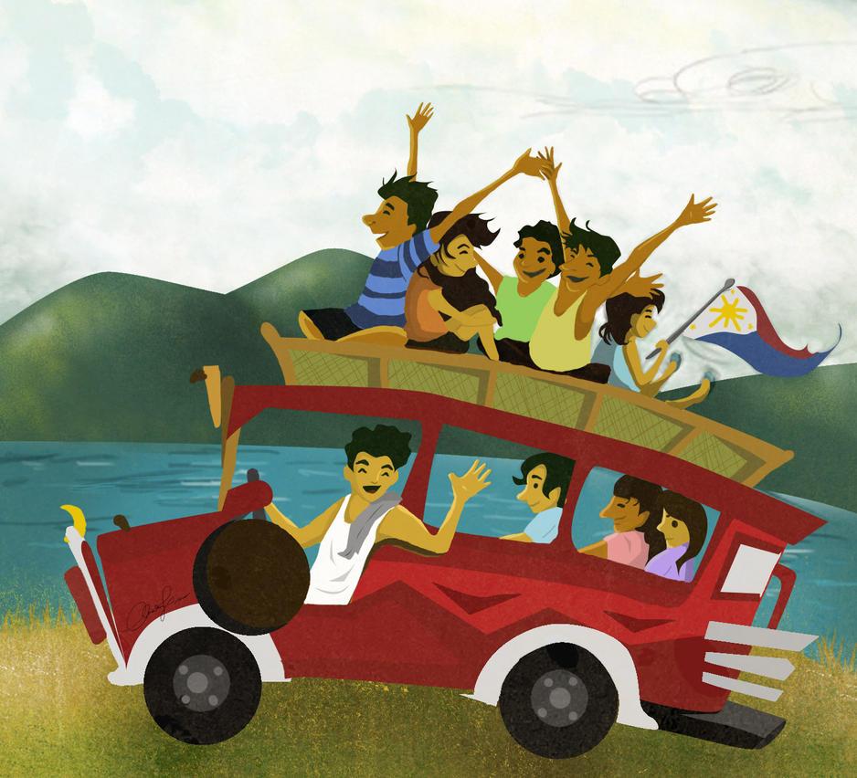 Jeepney by Chri...