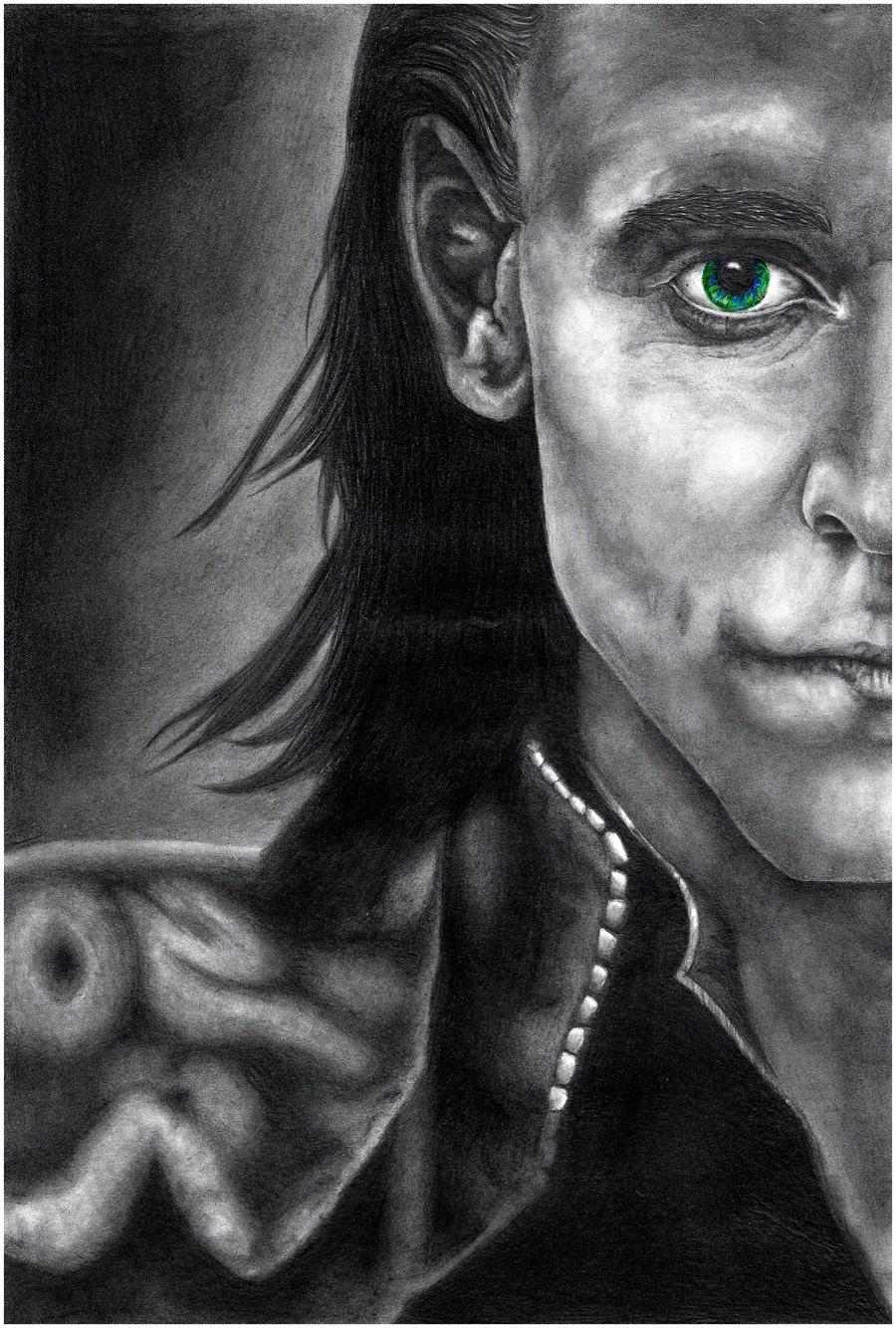 Loki of Asgard by N0rks
