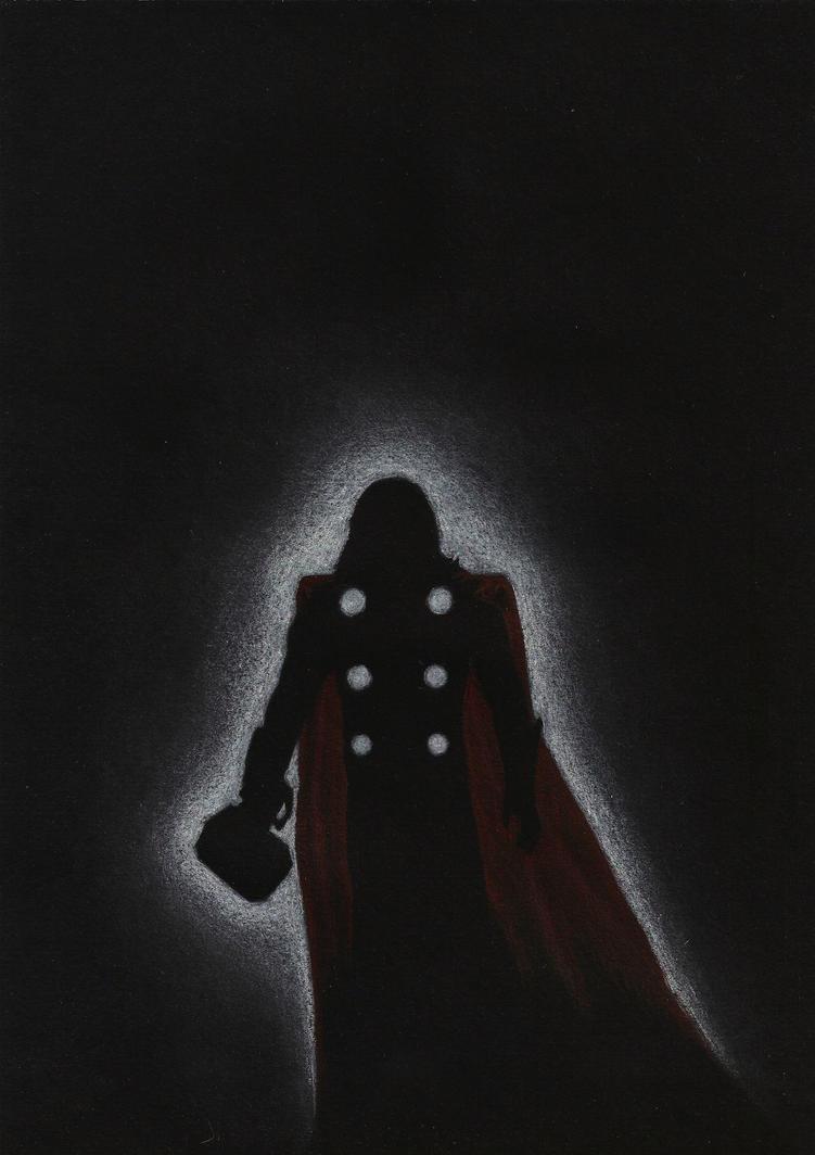 The God of Thunder by N0rks