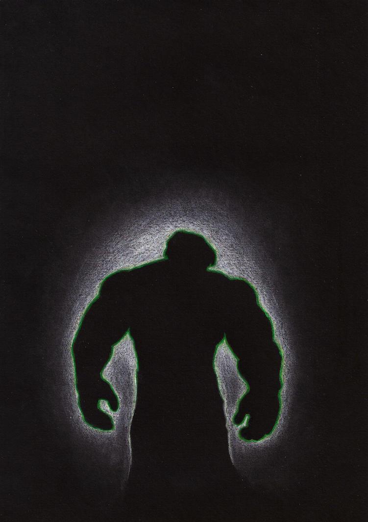 The Hulk by N0rks